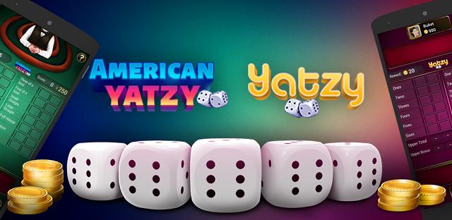 Judi Yatzy- Permainan Dadu Online